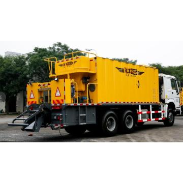 Asphalt Paver Machine Slurry Seal Truck
