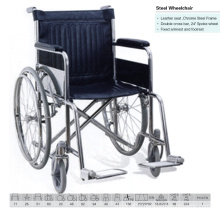 Double Cross Standard Wheelchair