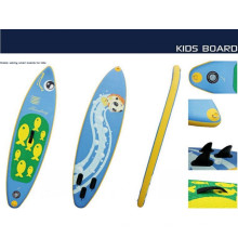 New Style kleine Surf Boarf mit Fisch-Muster für Kinder zum Spielen auf dem Wasser
