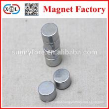 N35 small round magnet for fridge magnet