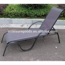 Hot Sell luxury Aluminium Sling Poolside Sunbed