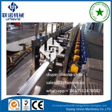 oval pipe steel window frame machines