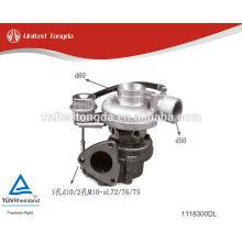 Garret Engine turbocharger JX493ZQ 1118300DL