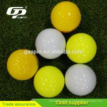 GAOPIN usó pelotas de golf