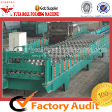 Colored steel corrugated sheet Roll Forming Machine