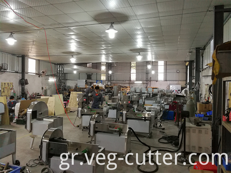 Large vegetable crusher