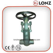 ANSI A105n Socket Weld Pressure Seal Válvula de Porta de Aço Forjado