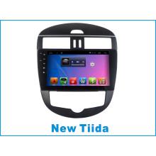 Android System Auto DVD für neue Tiida mit Auto GPS / Auto Player / Navigation