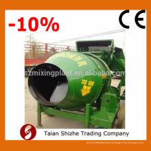 China JZC350A sistema de alimentação automática concreto móvel com bomba