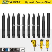 martillo hidráulico para todas las excavadoras de marca