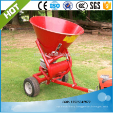 Farm ATV towable gritter and sand spreader for sale