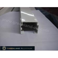 Алюминиевый рельс для абсолютных вертикальных жалюзи