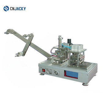 Chinesische Lieferanten-Relais-Kontrolle kleine halbautomatische IC-Karten-Schneidemaschine