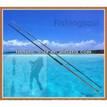 CPR003 2 Section Cañas de pesca de la carpa
