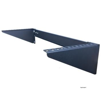 Rack de montaje en pared vertical plegable de 4U