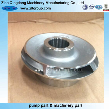 Investment Casting/ Lost Wax Casting Water Pump Impeller
