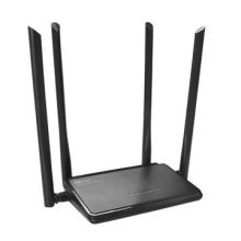 AC1200 concurrent 2.4G+5G wireless router, with 4 External antennas,CE,FCC