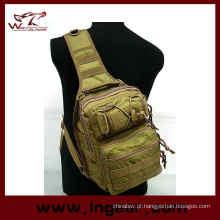Esporte ao ar livre Airsoft Sling Bag mochila mochila saco tamanho S