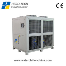 -35c 18kw OEM/ODM Double Compr Low Temperature Air Cooled Glycol Chiller