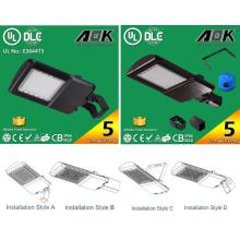 Replace 1000W Traditional Light Us Market UL Dlc Listed LED Area Light, LED Parking Lot Light