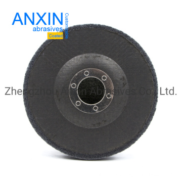 Unitized Flap Disc with Sc Material