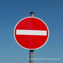 Warning Board/Traffic Warning Sign Led Stop Sign Circular Security Card