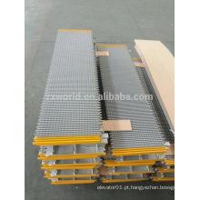 Escada rolante Step / travoaltor plate-schindler 266