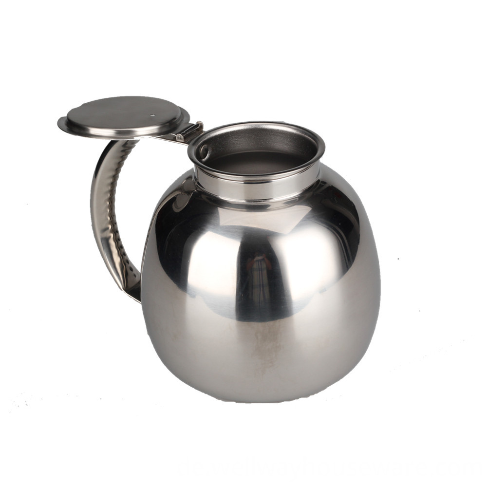 Mirror Polishing Kettle