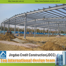 High Qualtiy and Fast Assemble Steel Structural Workshop Building Jdcc1031