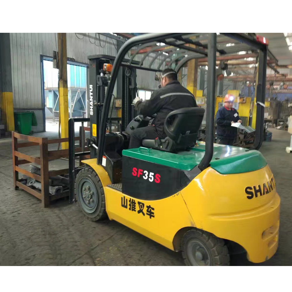 3.5 ton battery forklift