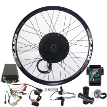 ebike 72v3000W high power electric bike conversion kit with battery 72V30Ah lithium battery