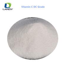 Lebensmittelqualität Ascorbinsäure DC Granular 90% 93% 95% 97% Vitamin C DC