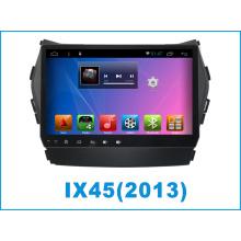 Android System Car DVD para IX45 9 pulgadas de pantalla táctil con navegación GPS