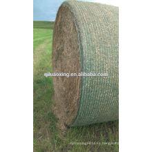 HDPE ensilado red de pacas redondas para la agricultura
