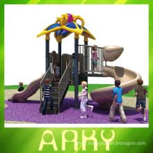 hot sale mute outdoor playground