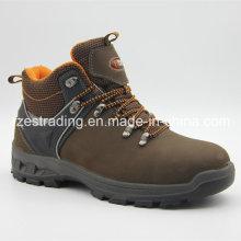 Mais barato da construção segurança sapatos calçados para homens