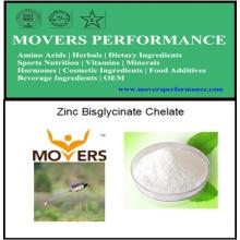 Chelate de Bisglicinato de Zinco de Alta Qualidade com Nº CAS: 14281-83-5