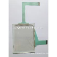 5.7 дюйма цифровое прозрачное стекло промышленного управления сенсорным экраном для отображения