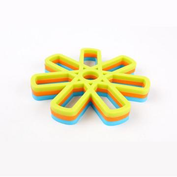 Silicone Trivet Table Coaster Silicone Pot Dish Pad Holder