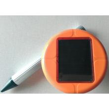 Orange Farbe Solar Mole Repeller / Solar Snake Repeller