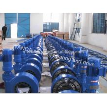 High Quality tilt Rotator SE17 de alta calidad hidráulica pista de la unidad
