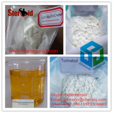 Mund-Turinabol-hochreines anaboles Steroid 4-Chlorodehydromethyltestosterone 2446-23-3