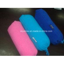 Simple Polar Fleece Blanket with Bag (SSB0203)