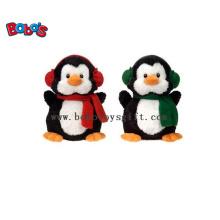 Brinquedo de pinguim de pelúcia como presente de brinquedo de Natal promocional