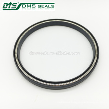 Spring energized PTFE rotary shaft seal/V type teflon seal