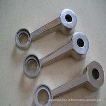 Peças de automóvel de fundição de precisão de aço inoxidável (fundição de cera perdida)