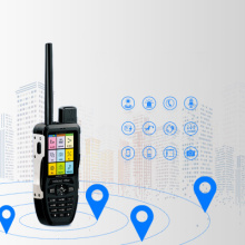 GPS Tracker Walkie Talkie Intercom para caça ao ar livre