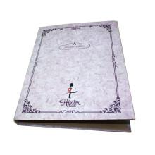 Tamanho: 320 * 235mm pasta de arquivos impressos (FL-204S)