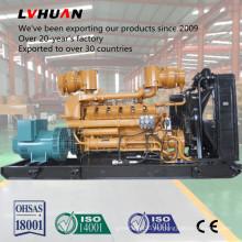 Generador diesel de la fuente de alimentación de emergencia espera 1000kw