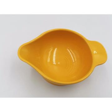 Kompostierbare Cornstrach Natural Baby Mash Serve Bowl